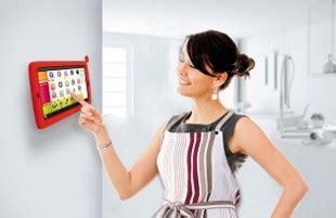 tablette tactile cuisine cuisinix tablette tactile pour la cuisine au quotidien