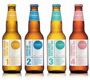 34 spectacular beer bottle labels and designs creativefan With best beer label designs