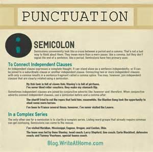 Use Of Semicolon In Resume by Image Gallery Semicolon