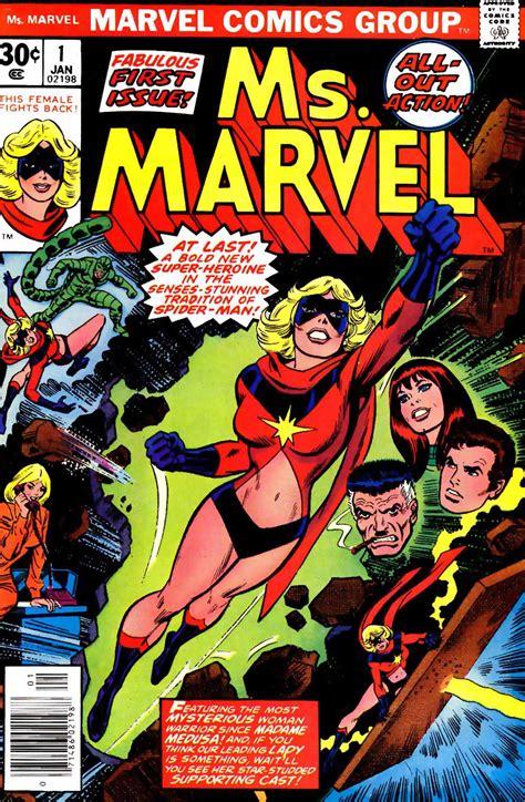Starter Pack: Ms. Marvel | Geek and Sundry
