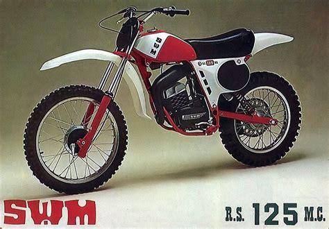 freestyle motocross rs swm rs 125 1977 classic motocross pinterest motocross