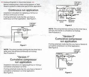 Diagram  Refrigerator Defrost Timer Wiring Diagram Full Version Hd Quality Wiring Diagram