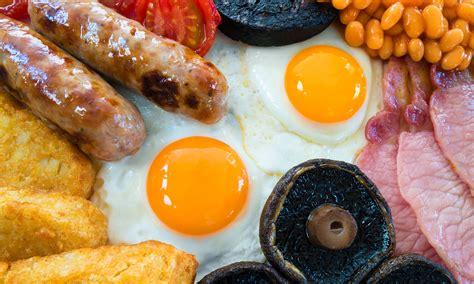 making  full english breakfast means  love