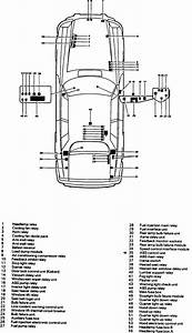 Where Is The Location Of The Air Conditioning Clutch Relay