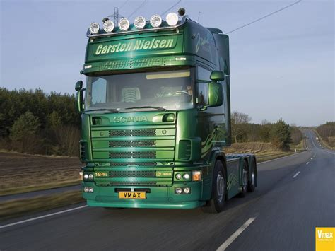 scania trucks carz us scania truck