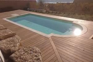 Tour De Piscine Bois : plage de piscine ipe lyon made in bois pose plage de ~ Premium-room.com Idées de Décoration
