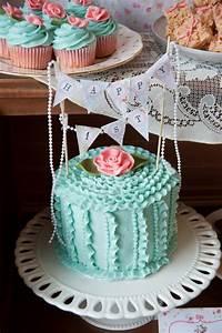 Retro Inspired Birthday Party Ideas