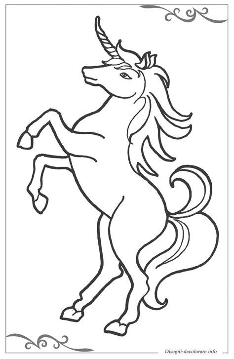 disegni di unicorno da stare unicorno disegni per bambini da colorare disegni da