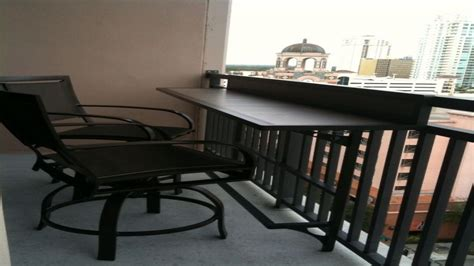 condo patio furniture small balcony furniture  balcony
