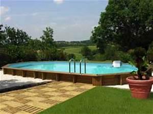 Piscine Hors Sol 6x4 : piscine semi enterr e 6x4 ~ Melissatoandfro.com Idées de Décoration