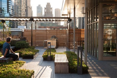 river east lofts residential architecture  chicago