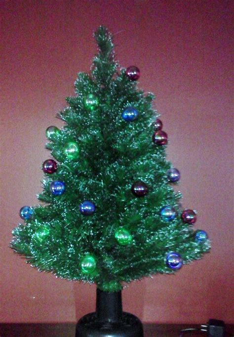 christmas tabletop musical rotating christmas tree decoration tabletop tree vintage rotating by fingerlakesfinds