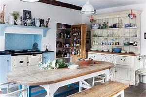 12 flexible freestanding kitchen ideas - Period Living