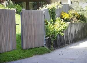 Gartenzaun Mit Tor : gartenzaun walli wohnraum garten ~ Frokenaadalensverden.com Haus und Dekorationen