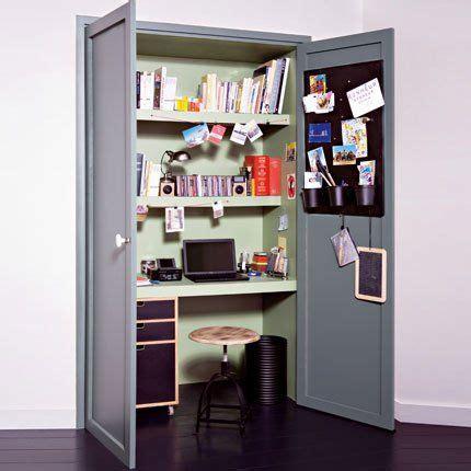 bureau dans placard on range la chambre des enfants wedd 39 in design