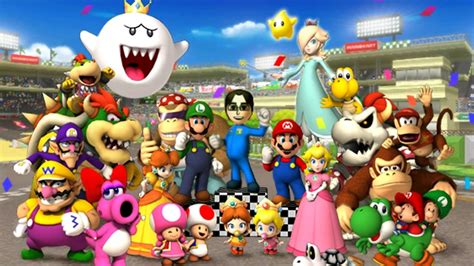 Mario Kart Wii All Tracks 150cc Full Race Gameplay