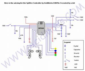 Acidmods Spitfire 360 Controller Tutorial