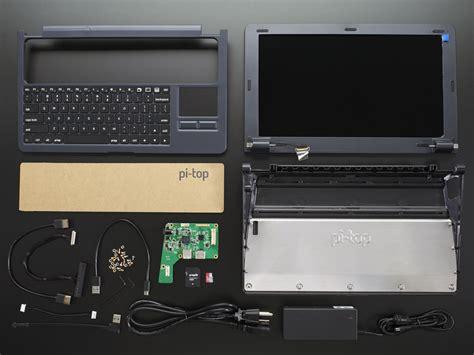 pi laptop raspberry kit grey adafruit computer kits repair screen