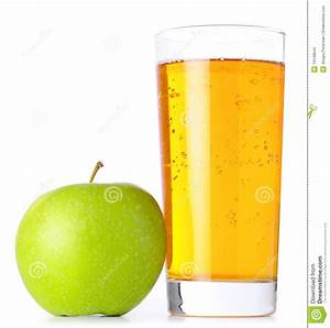 Glass Of Apple Juice Stock Images - Image: 14148644