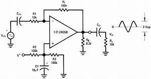 Amplifier Schematic Diagram   Electronic Circuit Diagram