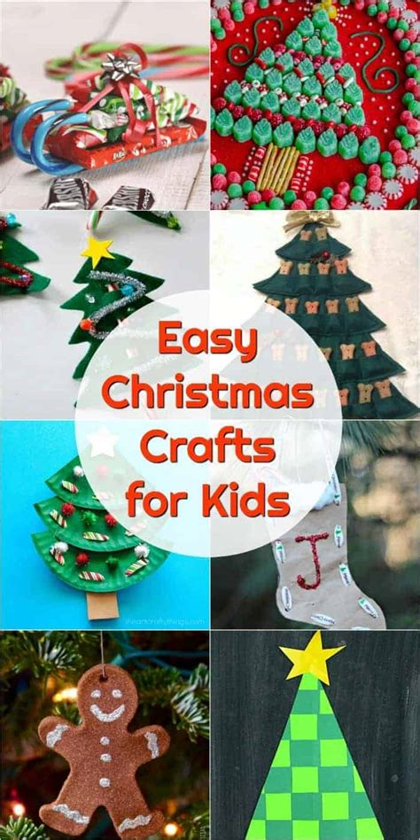 kids christmas crafts  diy decorate  holiday home