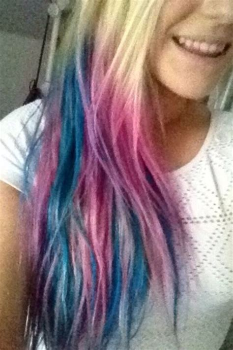 Rainbow Pastel Hair Is A New Trend Among Women Bored Panda