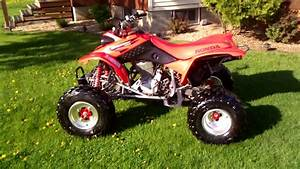 For Sale  2004 Honda 400ex  Sold