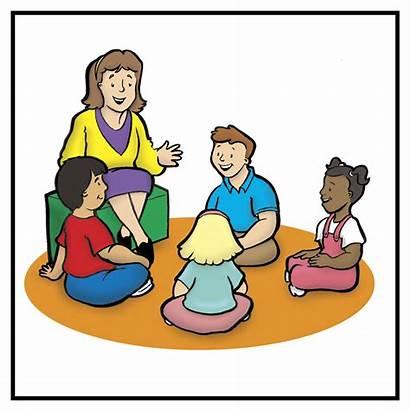 Preschool Clipart Centers Circle Clipartmag