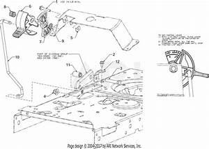Mtd 13bc762f000  2016  Parts Diagram For Controls