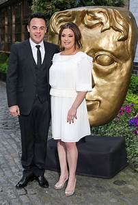 Ant ditches Dec and brings wife Lisa Armstong as his date ...