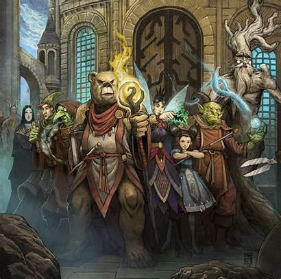 Wizard Fantasy Academy Games Generic Space Magic