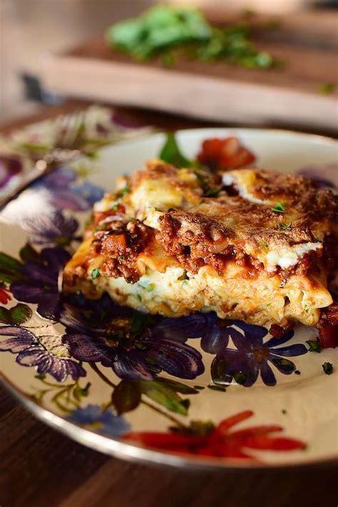 Pioneer Woman Lasagna Roll-Ups