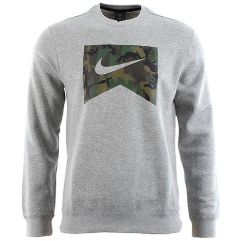 eight eight eight sweater nike sb boys camo crew neck sweatshirt