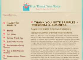 Retirement Thank You Note Samples