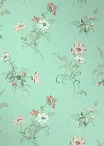 Mint Green Vintage Background 1940s vintage wallpaper ...