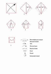 Comment Fabriquer Une Enveloppe : croquis origami de l 39 enveloppe imprimer origami ~ Melissatoandfro.com Idées de Décoration
