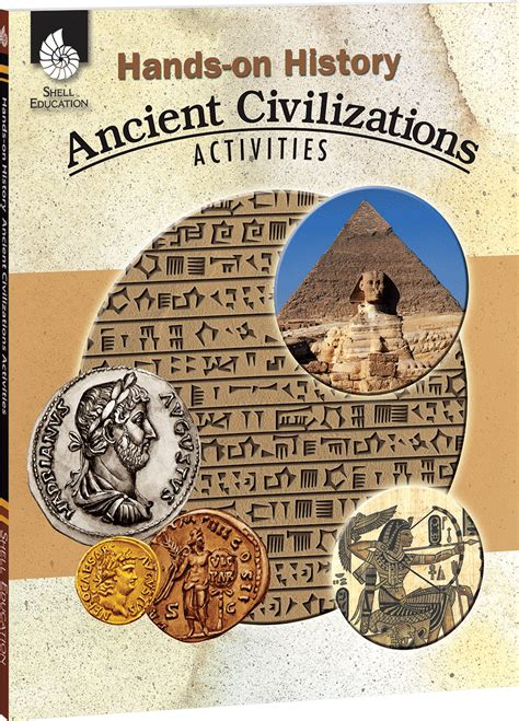 hands  history ancient civilizations activities