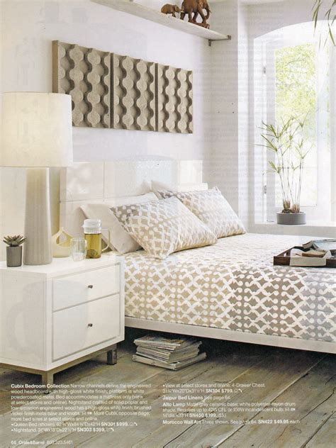 Crate And Barrel Bedroom Furniture  Bedroom At Real Estate