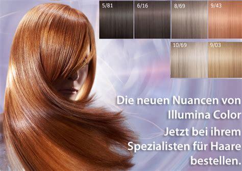 Стойкая краска для волос Illumina, Wella