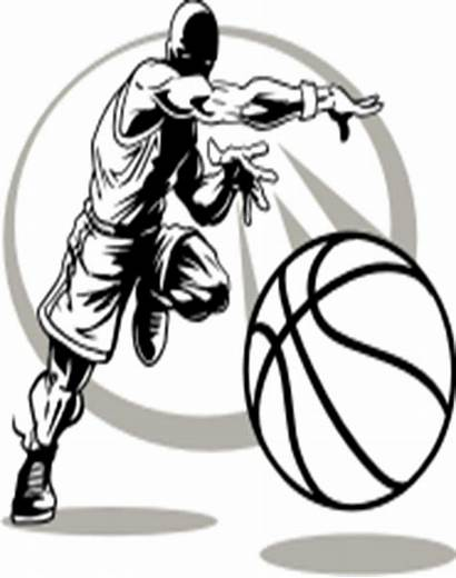 Basketball Clip Clipart Boys Player Coach Drawing