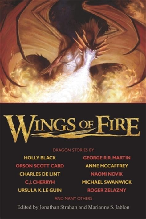 wings  fire  jonathan strahan reviews discussion