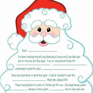 15 Printable Letters from Santa