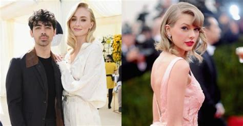 Sophie Turner Reacts To Taylor Swift's New Song About Joe ...