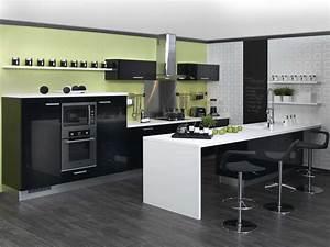 Cuisines Ikea 2018 : meuble cuisine weng photo meuble cuisine blanc avec ~ Nature-et-papiers.com Idées de Décoration