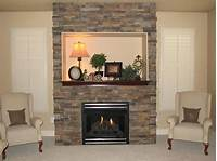 how to build a fireplace How To Build A Stone Fireplace Surround | FIREPLACE DESIGN ...