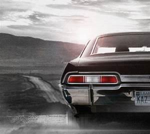 The Impala #supernatural | Motores | Pinterest