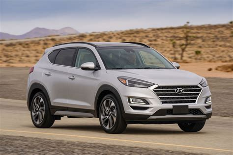 Hyundai Tucson 2019 by 2019 Hyundai Tucson Sharper Safer And Now Without A Turbo