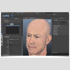 Lbrush For Maya Adds 3d Texture Paint Tool