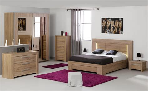 chambre bois chambre a coucher pas cher maroc galerie avec chambre