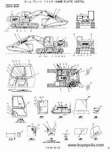 Kobelco Sk330 Lc  Hydraulic Excavators Parts Manual Pdf